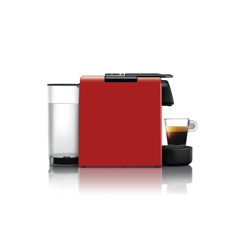מכונת קפה Nespresso אסנזה מיני בצבע אדום דגם D30 - תמונה 2