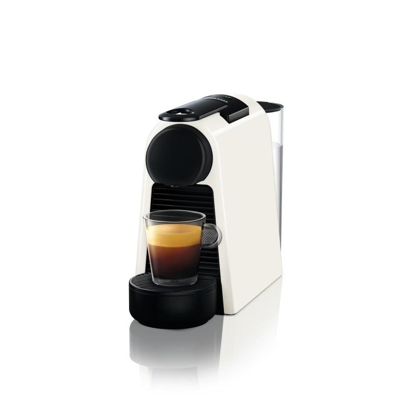 מכונת קפה Nespresso אסנזה מיני בצבע לבן דגם D30 - תמונה 1
