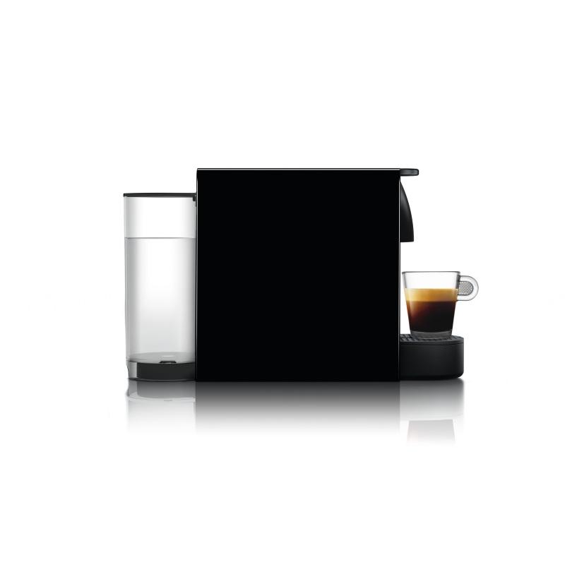 מכונת אספרסו Essenza Mini C30 כולל מקציף צבע שחור Nespresso נספרסו - תמונה 2