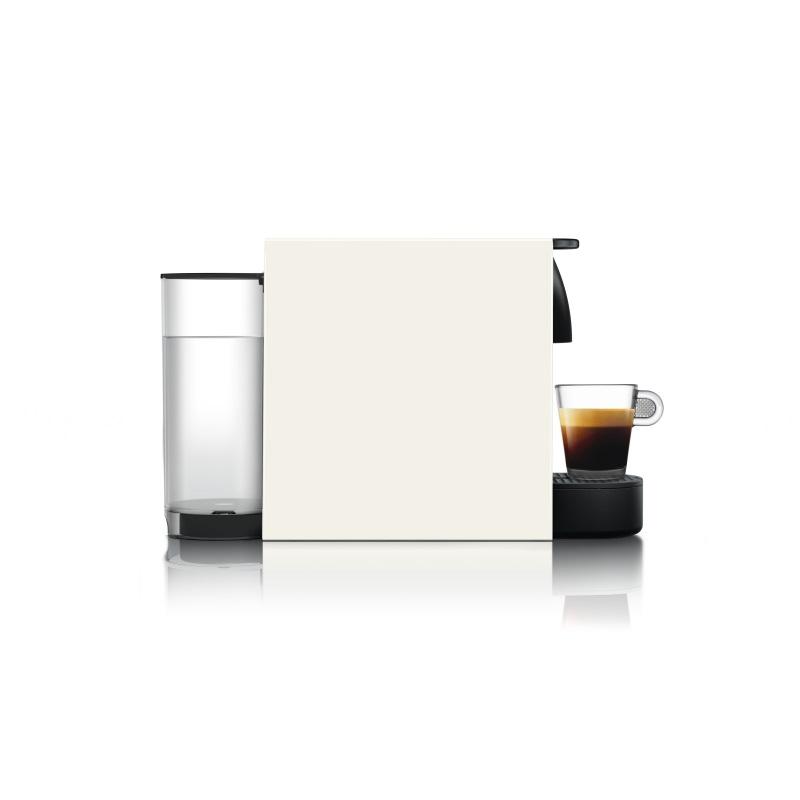 מכונת קפה Nespresso אסנזה מיני בצבע לבן דגם כולל מקציף חלב ארוצ'ינו - תמונה 2