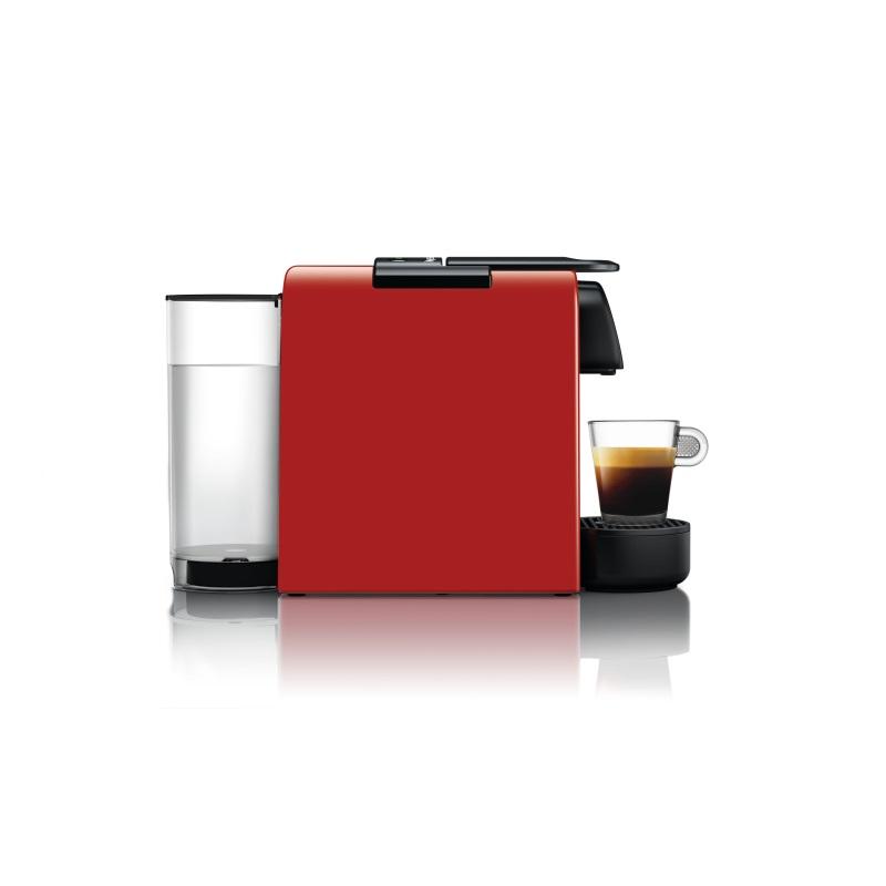 מכונת אספרסו Essenza Mini D30 כולל מקציף צבע אדום Nespresso נספרסו - תמונה 2