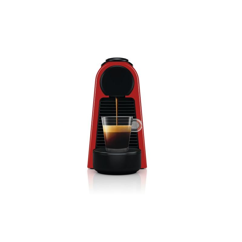 מכונת אספרסו Essenza Mini D30 כולל מקציף צבע אדום Nespresso נספרסו - תמונה 4