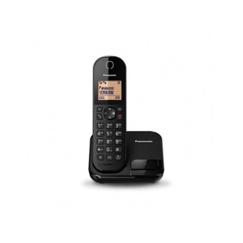 טלפון אלחוטי Panasonic פנסוניק KX-TGC410MBB