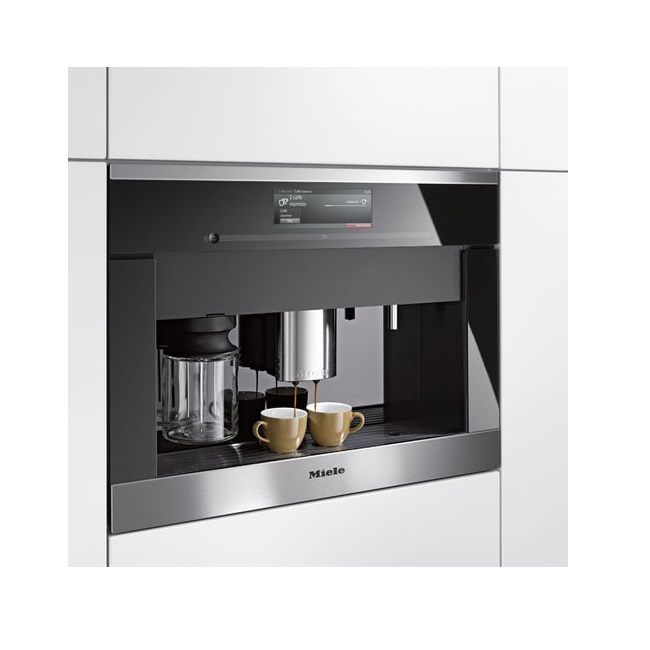 מכונת קפה אינטגרלית MIELE מילה CVA6800 - תמונה 2