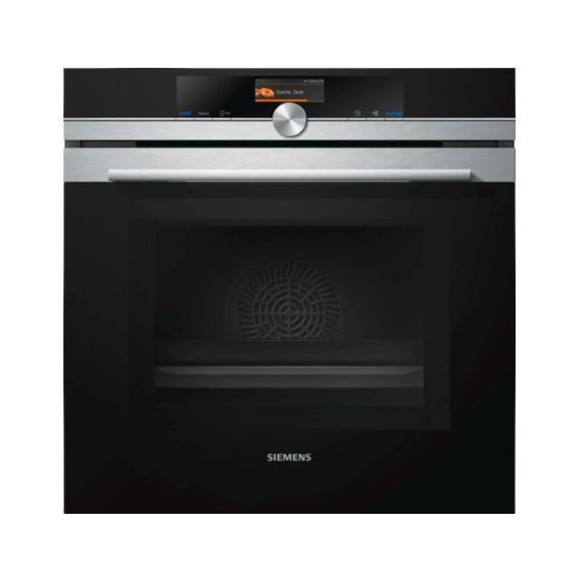 תנור בנוי משולב מיקוגל SIEMENS סימנס HM676GBS1 - תמונה 1