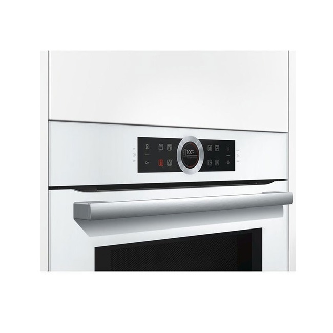 תנור בנוי משולב מיקרוגל Bosch בוש CMG633BW1 - תמונה 2
