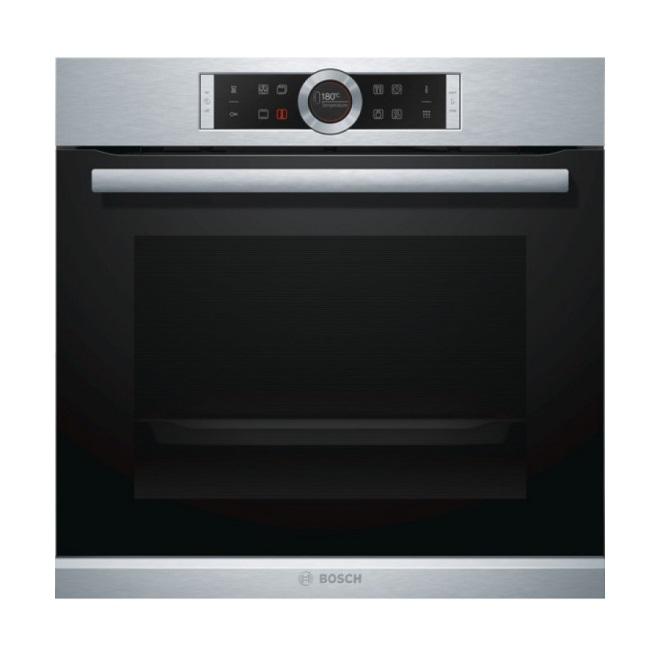 תנור בנוי Bosch פירוליטי בוש HBG675BS1 - תמונה 1