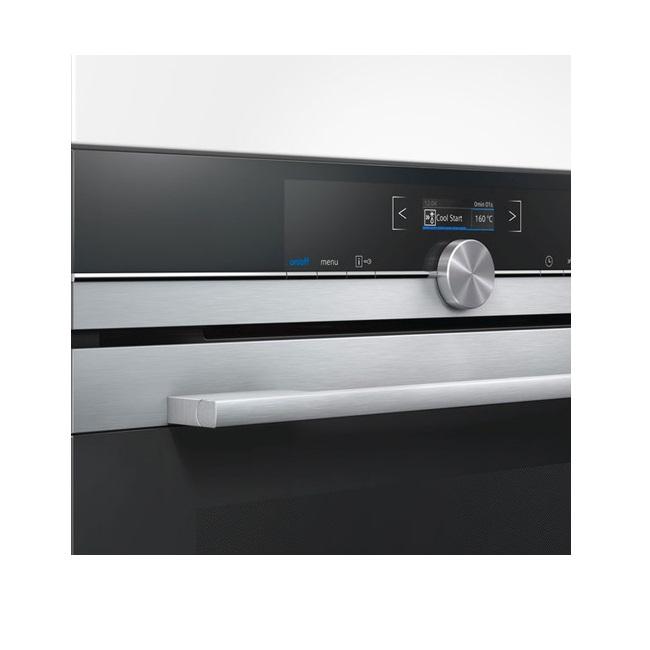 תנור משולב מיקרוגל Siemens סימנס CM633GBS1 - תמונה 2