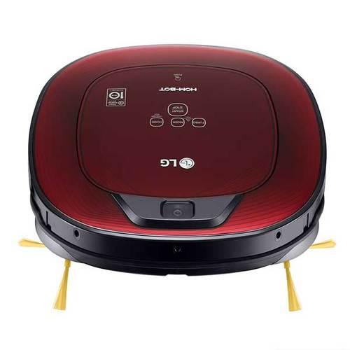 שואב אבק רובוטי LG מרובע VR6570LV אדום - תמונה 2