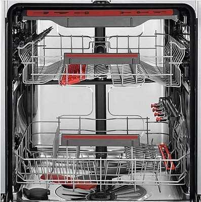 מדיח כלים רחב AEG FSB52917Z אאג - תמונה 2