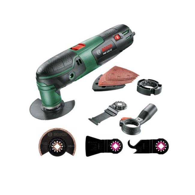 מסור / מלטשת רב שימושי Bosch בוש PMF 220 CE SET - תמונה 1