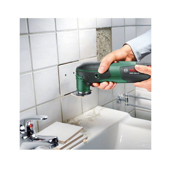 מסור / מלטשת רב שימושי Bosch בוש PMF 220 CE SET - תמונה 3