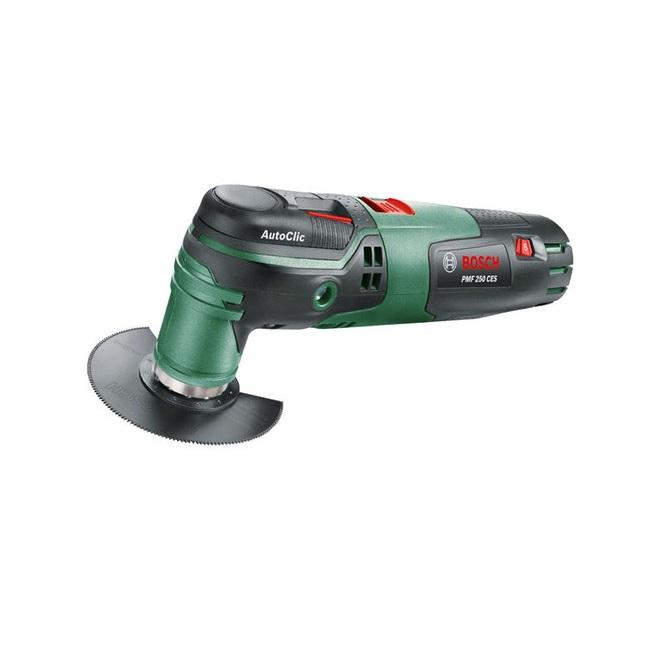 מסור / מלטשת רב שימושי Bosch בוש PMF 250 CES - תמונה 2