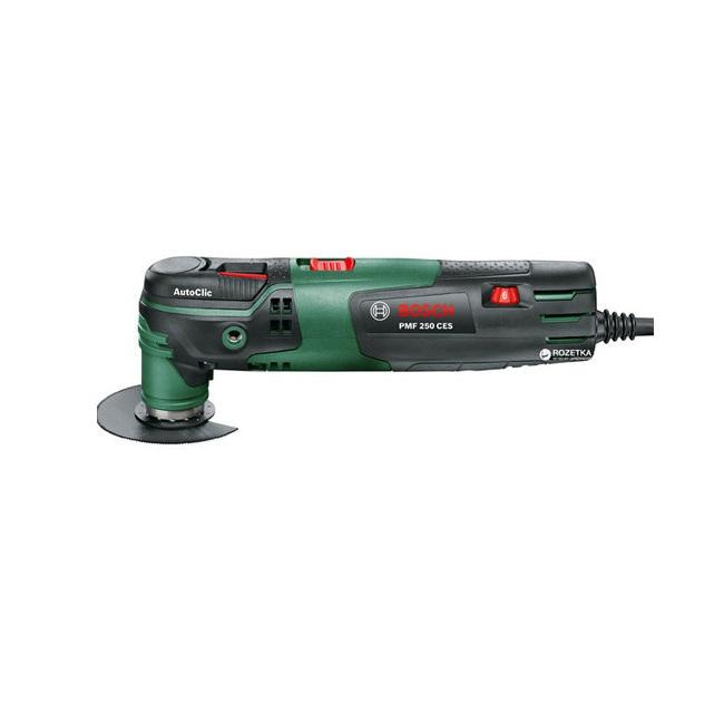 מסור / מלטשת רב שימושי Bosch בוש PMF 250 CES - תמונה 3