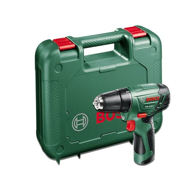 מקדחה/מברגה Bosch בוש PSB 10.8V LI-2 - תמונה 1