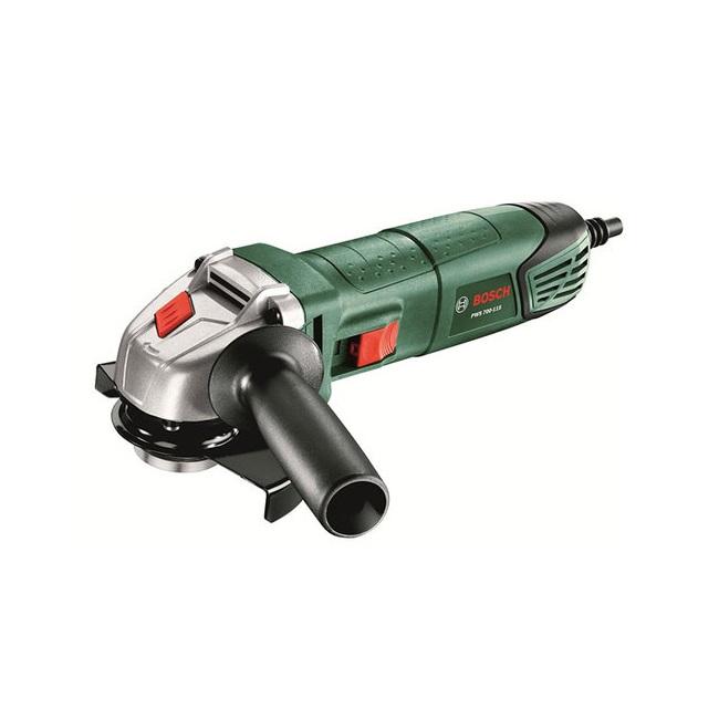 משחזת זווית Bosch בוש PWS 700-115 + מתנה בוש - תמונה 1