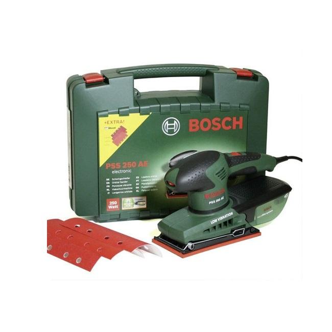 מלטשת רוטטת Bosch בוש PSS 250 AE - תמונה 1