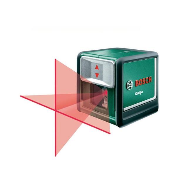 פלס לייזר קומפקטי Bosch בוש QUIGO - תמונה 1