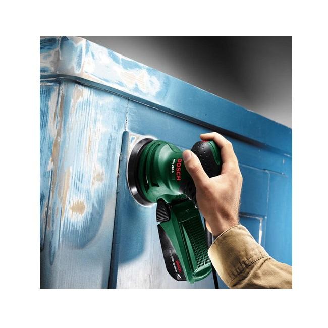 מלטשת אקצנטרית Bosch בוש PEX220A - תמונה 2
