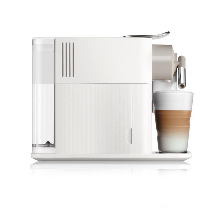 מכונת קפה Nespresso לטיסימה Lattissima One בצבע לבן קטיפתי דגם F111-IL-WH-NE - תמונה 2