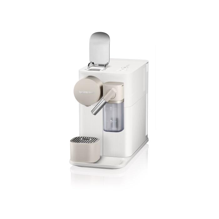 מכונת קפה Nespresso לטיסימה Lattissima One בצבע לבן קטיפתי דגם F111-IL-WH-NE - תמונה 3