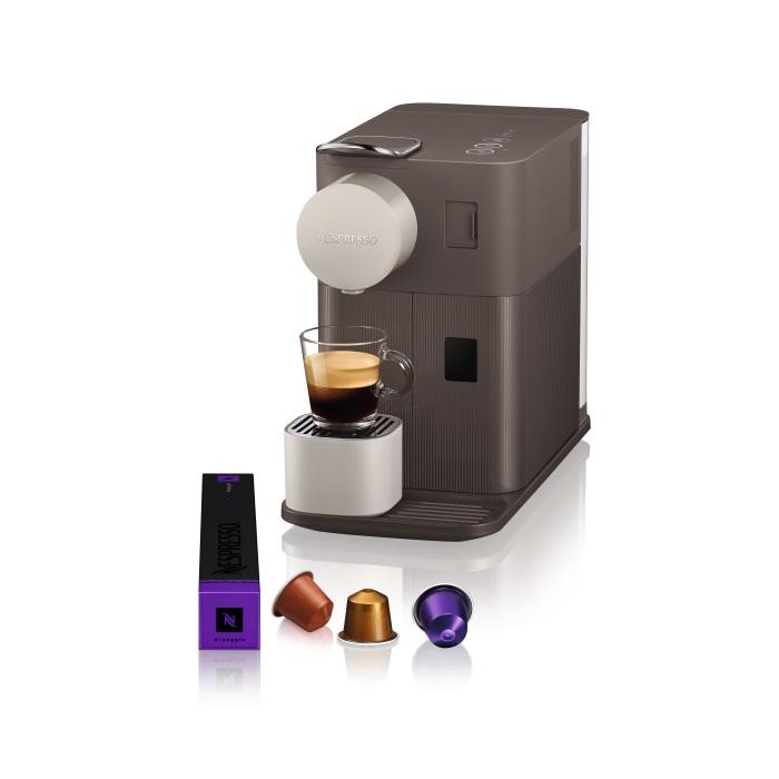 מכונת קפה Nespresso לטיסימה Lattissima One בצבע חום מוקה דגם F111-IL-BW-NE - תמונה 1