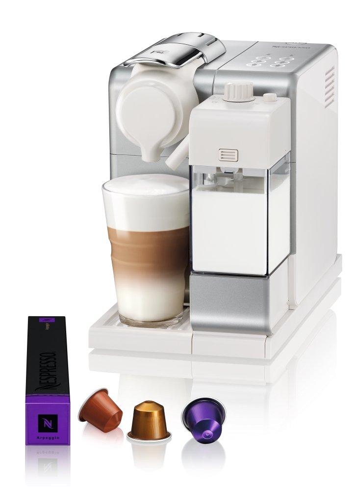 מכונת קפה Nespresso לטיסימה Touch בצבע כסוף דגם F521 - תמונה 1
