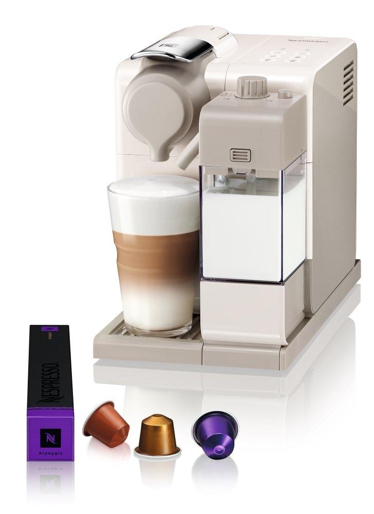 מכונת קפה Nespresso לטיסימה Touch בצבע לבן דגם F521 - תמונה 1