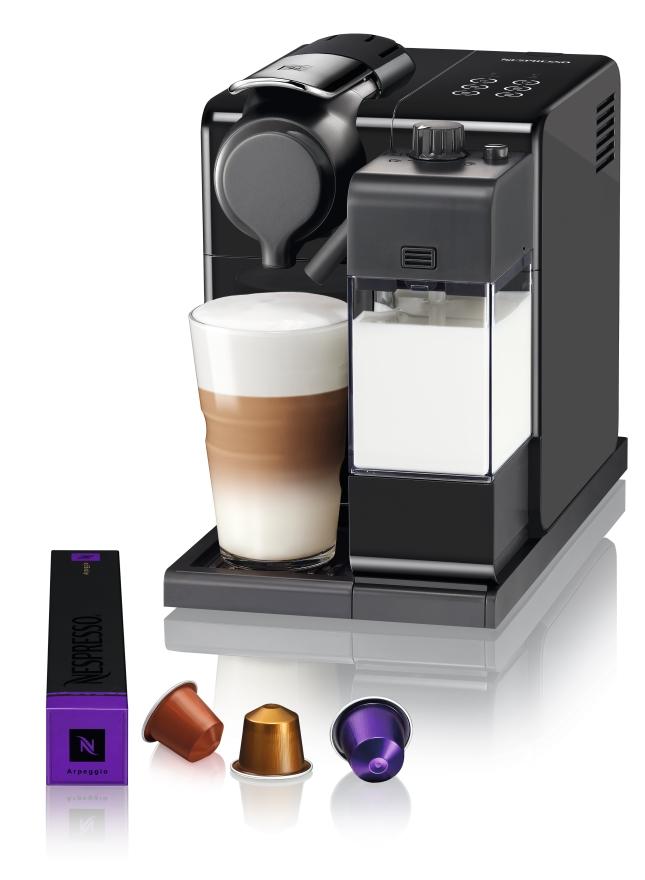 מכונת קפה Nespresso לטיסימה Touch בצבע שחור דגם F521 - תמונה 1