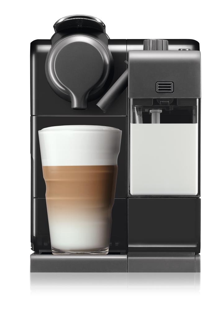 מכונת קפה Nespresso לטיסימה Touch בצבע שחור דגם F521 - תמונה 3