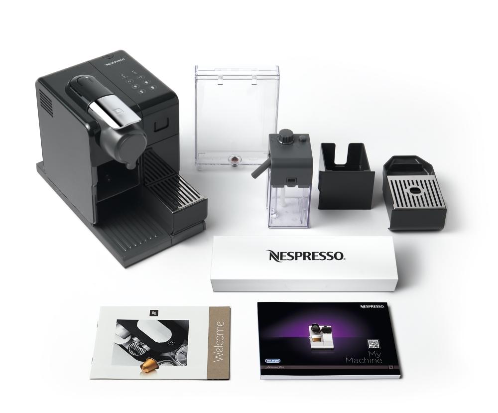 מכונת קפה Nespresso לטיסימה Touch בצבע שחור דגם F521 - תמונה 6