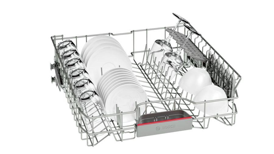 מדיח כלים רחב לבן 13 מע' כלים Bosch SMS46MW01E בוש - תמונה 3