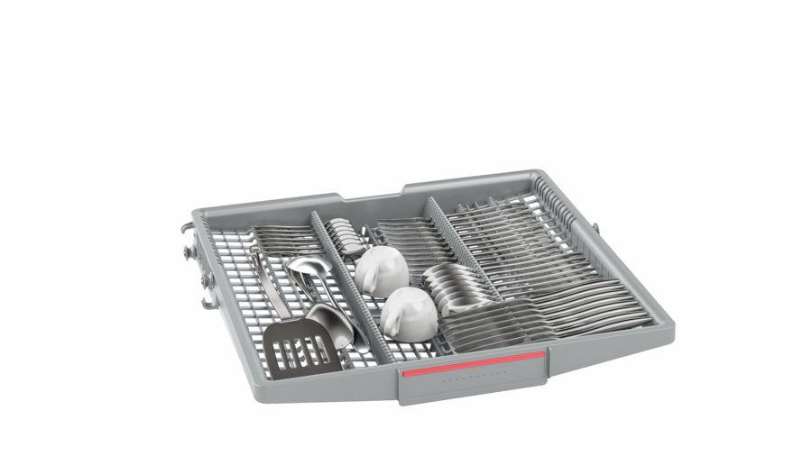 מדיח כלים רחב לבן 13 מע' כלים Bosch SMS46MW01E בוש - תמונה 4