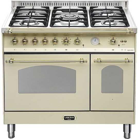 תנור משולב כיריים Lofra RBID96MFE/Ci - תמונה 1