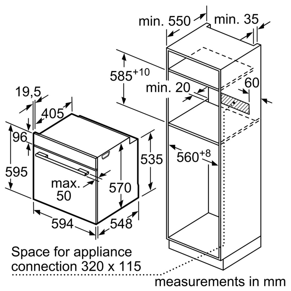 CF3M78050Y שירטוט התקנה