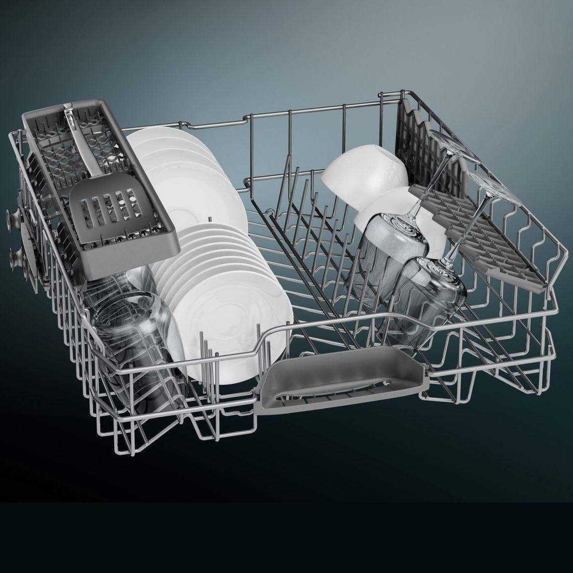 מדיח כלים רחב דגם SN636X02CE אינטגרלי מלא Siemens סימנס - תמונה 3