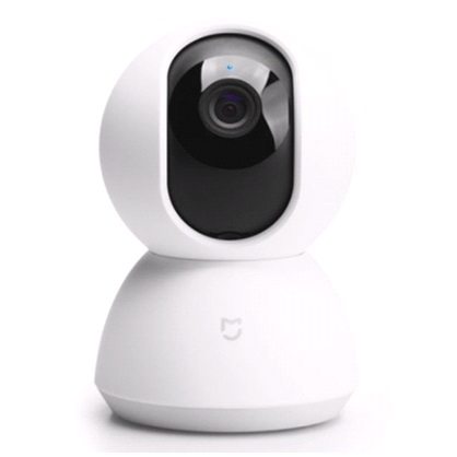 מצלמת אבטחה WIFI מבית XIAOMI דגם Mi Home Security Camera 360° - תמונה 1