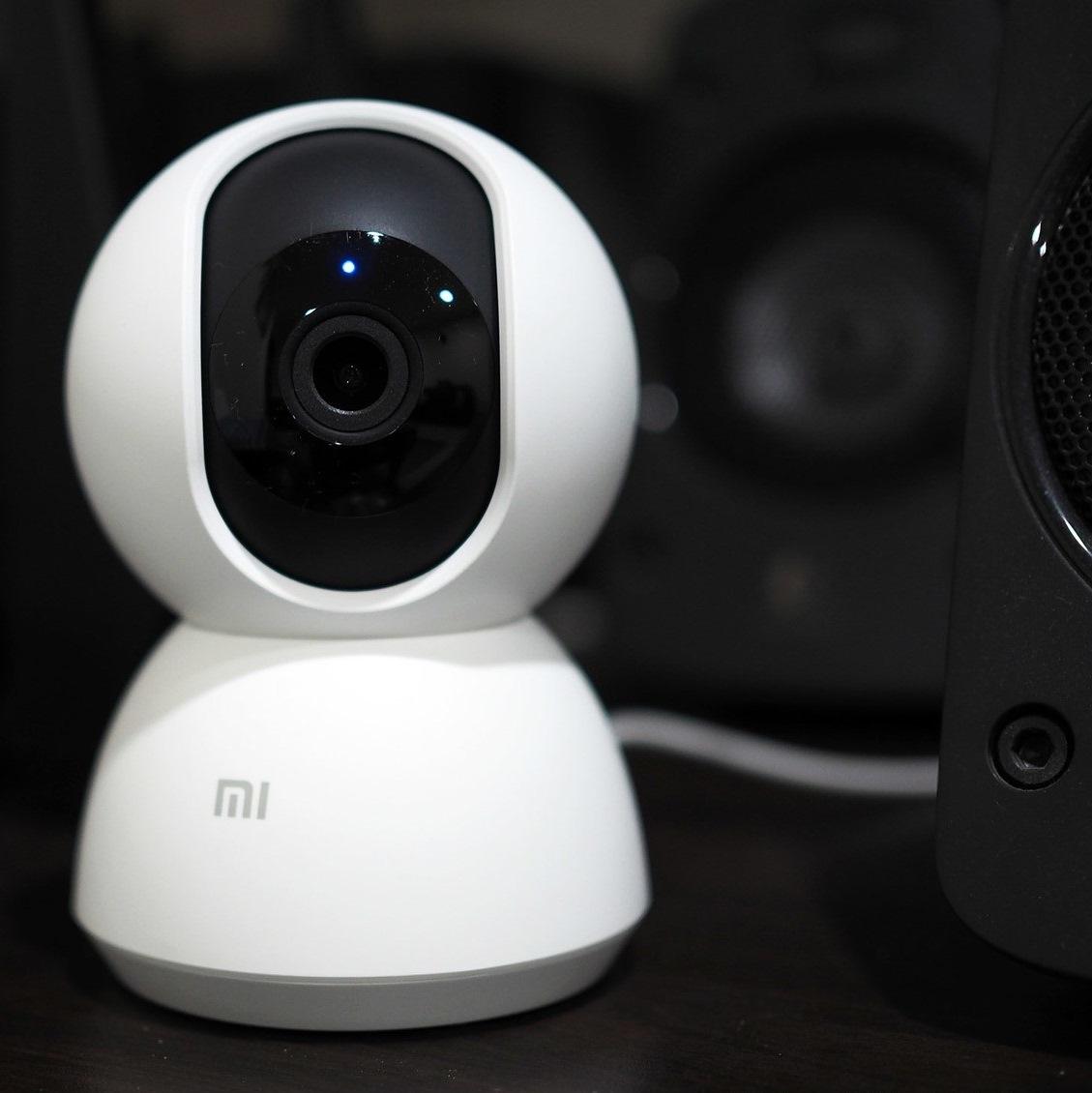מצלמת אבטחה WIFI מבית XIAOMI דגם Mi Home Security Camera 360° - תמונה 2