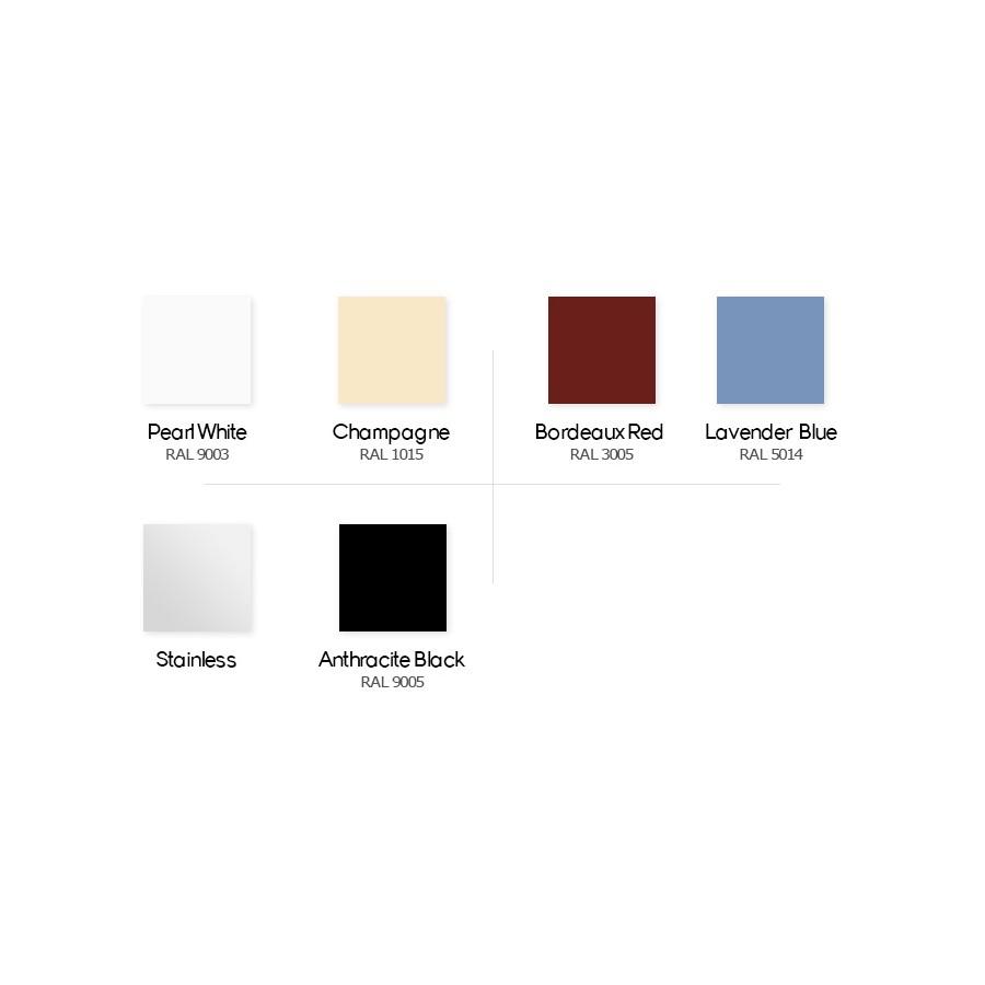 DB0614EO מבחר צבעים