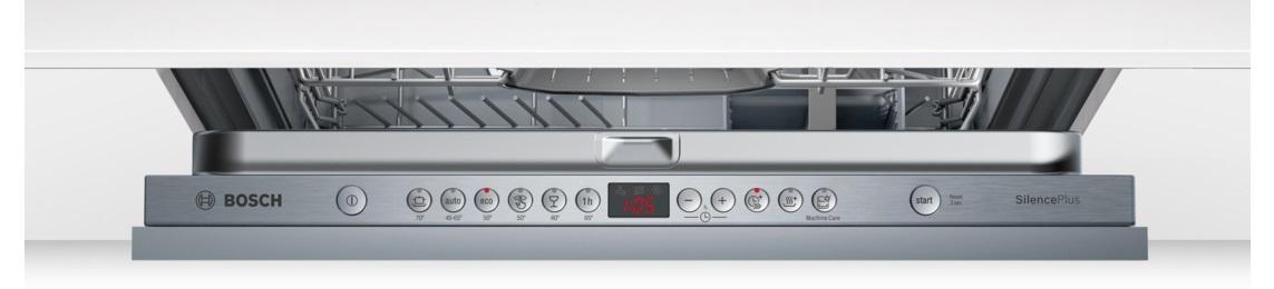 SMV46CX00E פאנל הפעלה