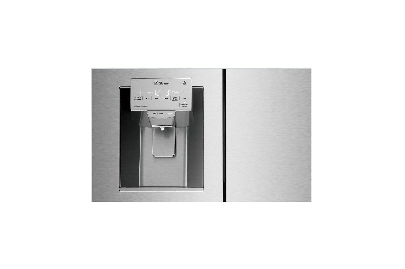 מקרר מקפיא תחתון LG GRJ710XDID 573 ליטר - תמונה 3