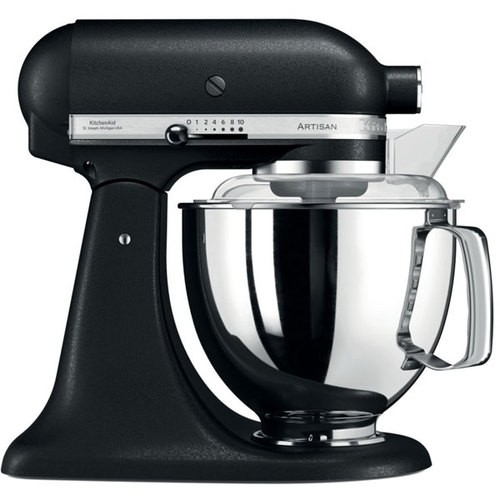 מיקסר KitchenAid 5KSM175EBK - תמונה 1