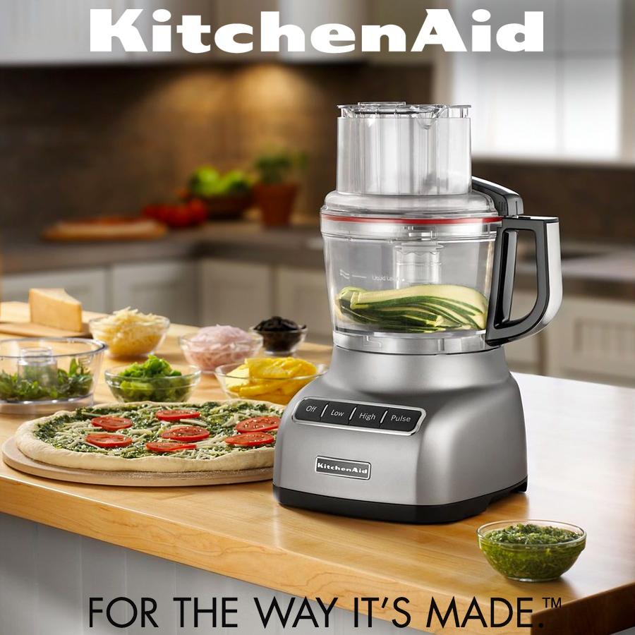מעבד מזון KitchenAid 5KFP0925 קיטשן אייד - תמונה 4