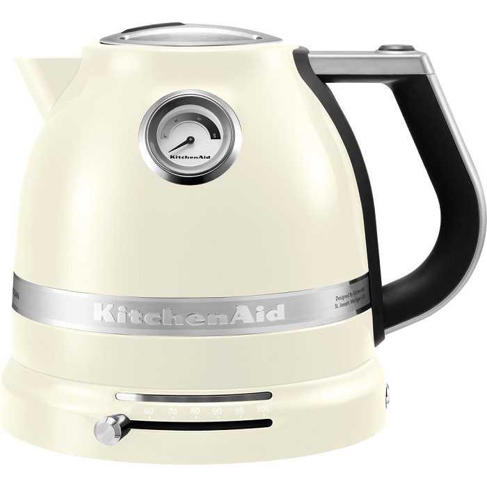 קומקום חשמלי KitchenAid 5KEK1522 1.5 ליטר קיטשן אייד - תמונה 2