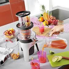 מסחטת פירות קשים וירקות Moulinex ZU5008 - תמונה 3