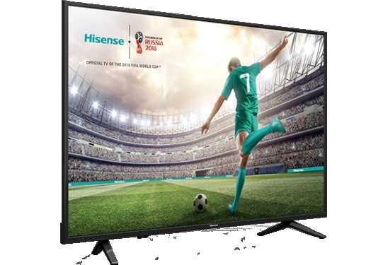טלוויזיה Hisense H50A6100 4K 50 אינטש הייסנס - תמונה 2