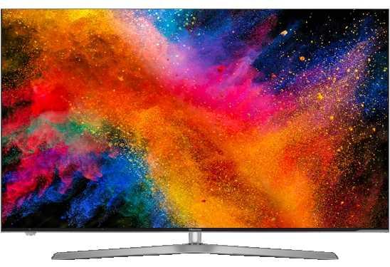 טלוויזיה Hisense H50U7AIL 4K 50 אינטש הייסנס - תמונה 1