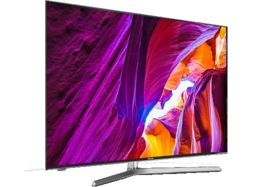 טלוויזיה Hisense H50U7AIL 4K 50 אינטש הייסנס - תמונה 2