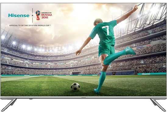 טלוויזיה Hisense H75U8AIL 4K 75 אינטש הייסנס - תמונה 1