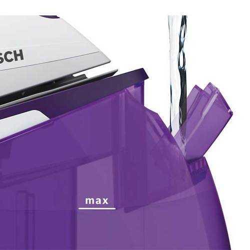 מגהץ קיטור 2400 וואט Bosch TDS2170 בוש - תמונה 3
